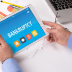 Bankruptcy Filings Dip Slightly